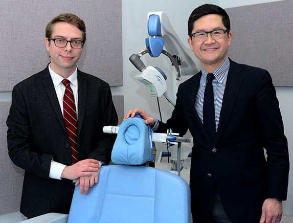 Dr. David Woo and the Madison Avenue TMS & Psychiatry team