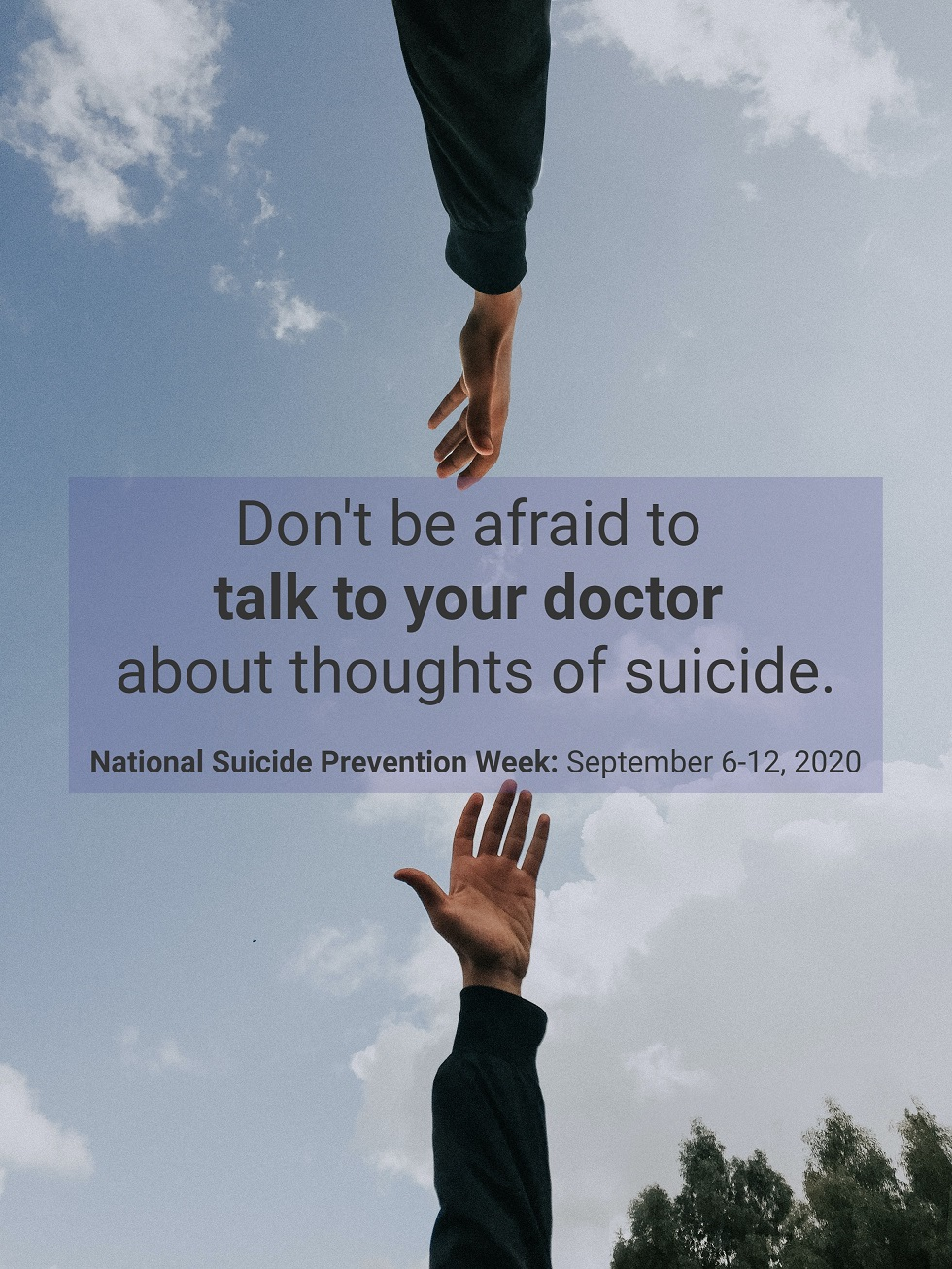 Don't be afraid to talk to your doctor about thoughts of suicide - Madison Avenue TMS.
